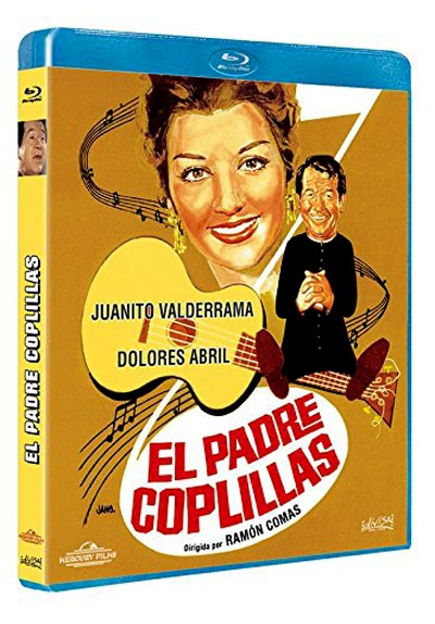 El padre Coplillas (Blu-ray)
