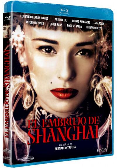 El embrujo de Shanghai (Blu-ray)