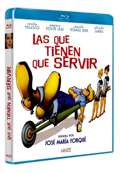 Las que tienen que servir (Blu-ray)
