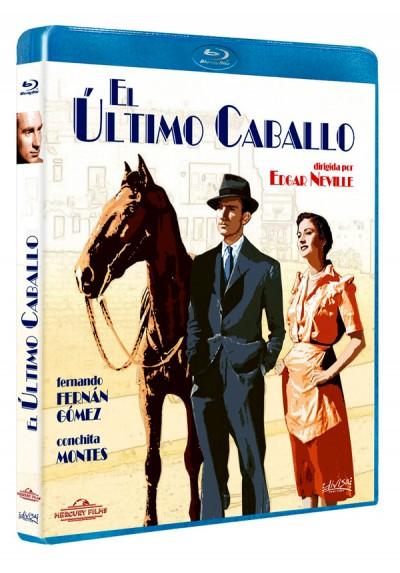 El último caballo (Blu-ray)