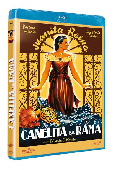Canelita en rama (Blu-ray)