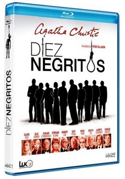 Diez negritos (Blu-ray) (Ein Unbekannter rechnet ab) (And Then There Were None)