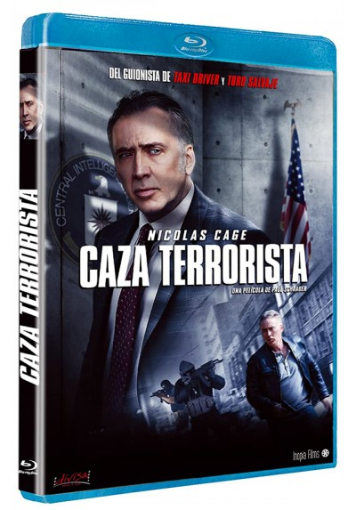 Caza al terrorista (Blu-ray) (The Dying of the Light)