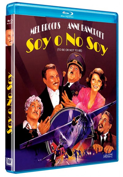 Soy o no soy (Blu-ray) (To Be or Not to Be)