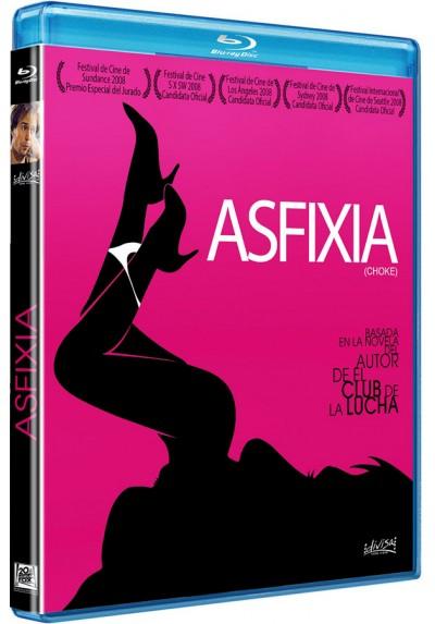 Asfixia (Blu-ray) (Choke)