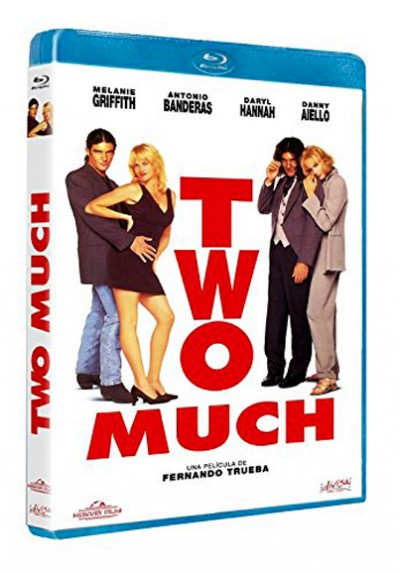 Two Much (Blu-ray)