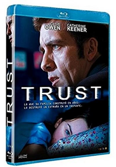 Trust (Blu-ray) (Choke) Puedes confiar en mí)