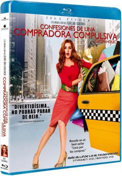 Confesiones de una compradora compulsiva (Blu-ray) (Confessions of a Shopaholic)