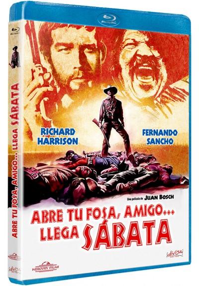 Corrupción en Abre tu fosa amigo... llega Sabata (Blu-ray)
