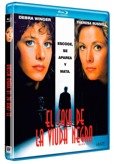 El caso de la viuda negra (Blu-ray) (Black Widow)