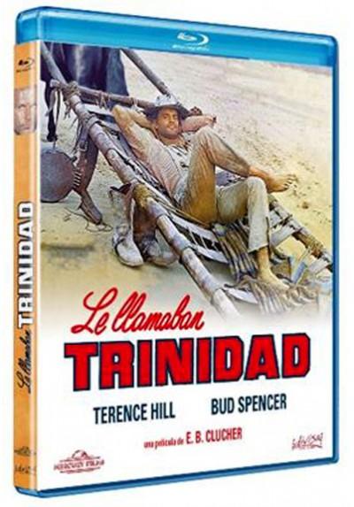 Le llamaban Trinidad (Blu-ray) (Lo chiamavano Trinità...)