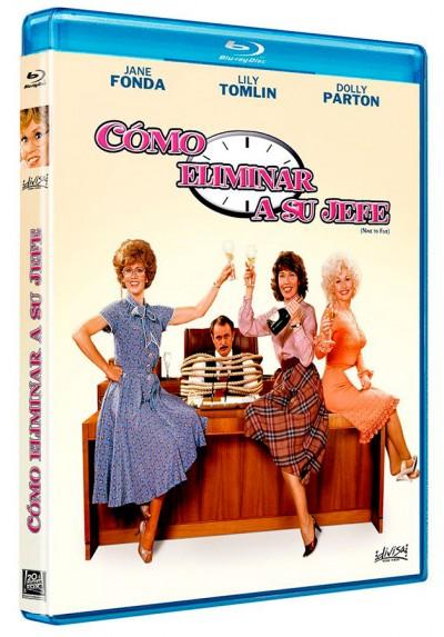 Cómo eliminar a su jefe (Blu-ray) (Nine to Five)