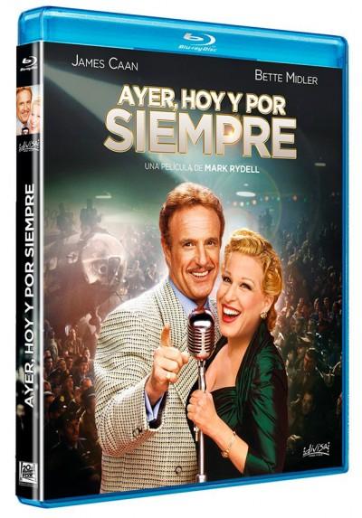 Ayer, hoy y siempre (Blu-ray) (For the Boys)