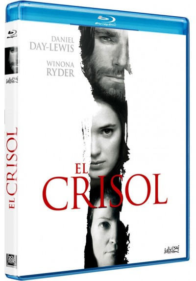 El crisol (Blu-ray) (The Crucible)