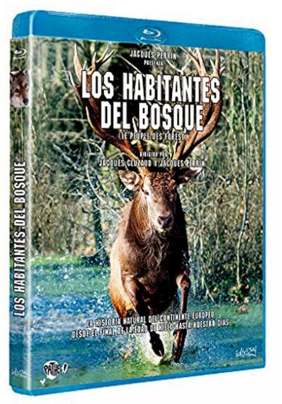Los habitantes del bosque (Blu-ray) (Le peuple des forêts)