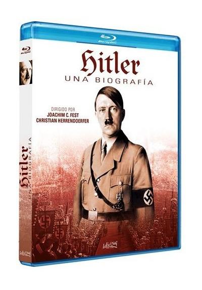 Hitler, una biografia (Blu-ray) (Hitler - Eine Karriere)