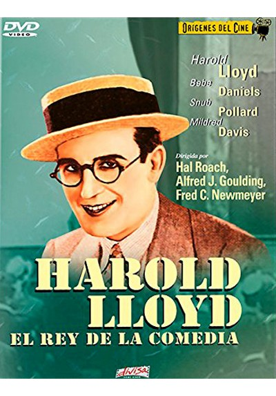 Harold Lloyd. El rey de la comedia (Harold Lloyd's World of Comedy)