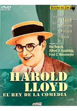 Harold Lloyd. El rey de la comedia (Harold Lloyd's World of Comedy)