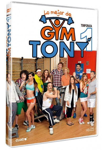 Gym Tony (Lo mejor de la 1ª temporada)