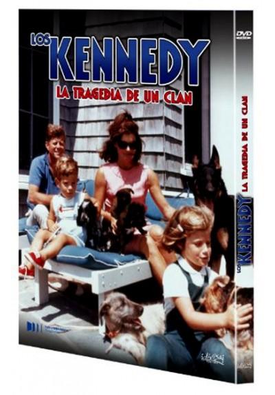 Los Kennedy : La Tragedia De Un Clan