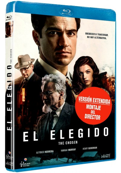 El elegido (Blu-ray) (The Chosen)