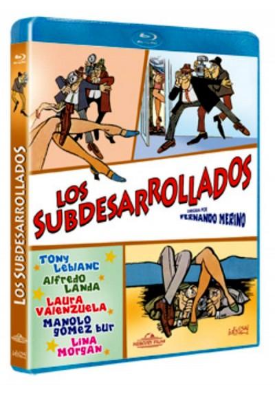 copy of Los Subdesarrollados