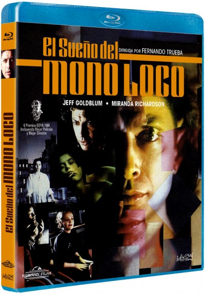 El sueño del mono loco (Blu-ray) (The Mad Monkey)