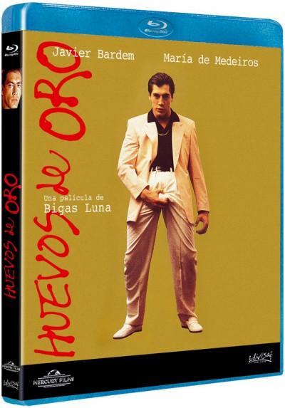 Huevos de oro (Blu-ray)