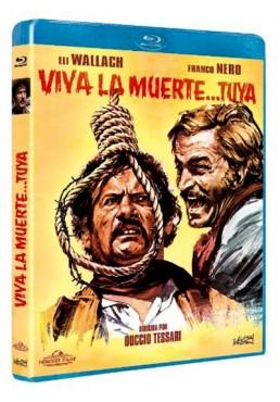 Viva la muerte... tuya! (Blu-ray) (Viva la muerte... tua!)