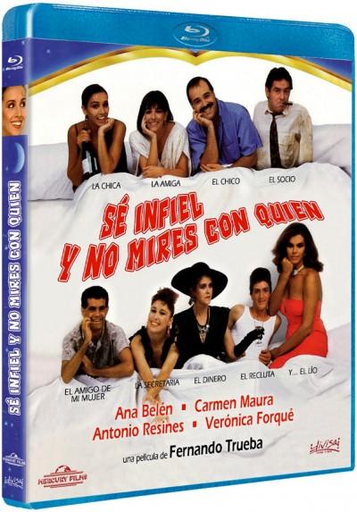 Sé infiel y no mires con quién (Blu-ray)