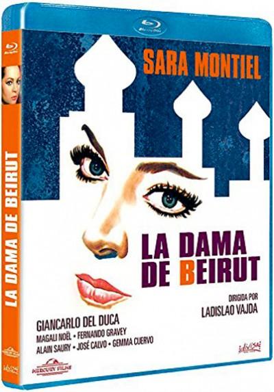 La dama de Beirut (Blu-ray)