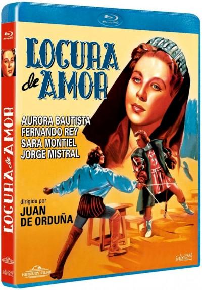 Locura de amor (Blu-ray)