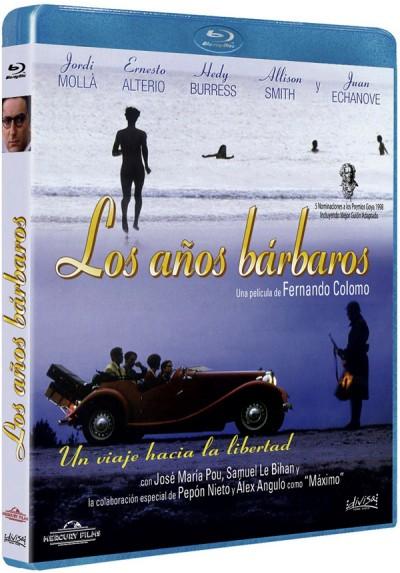 Los años bárbaros (Blu-ray)
