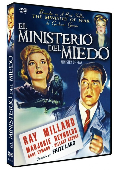 El Ministerio Del Miedo (Ministry Of Fear)