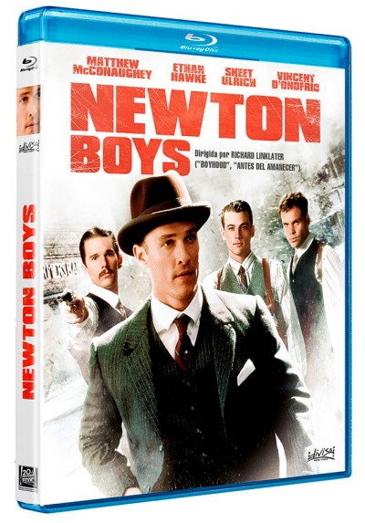 The Newton Boys (Blu-ray)