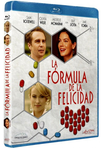La fórmula de la felicidad (Blu-ray) (Better Living Through Chemistry)