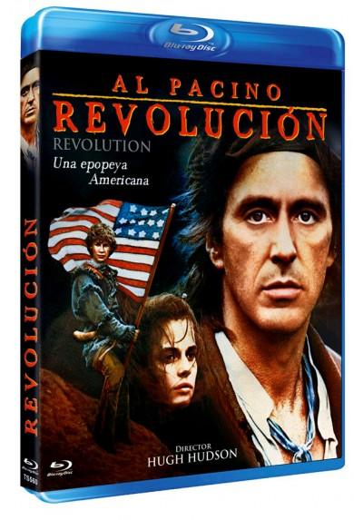 Revolución (Blu-ray) (Revolution)