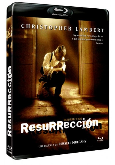 Resurrección (Blu-ray) (Resurrection)
