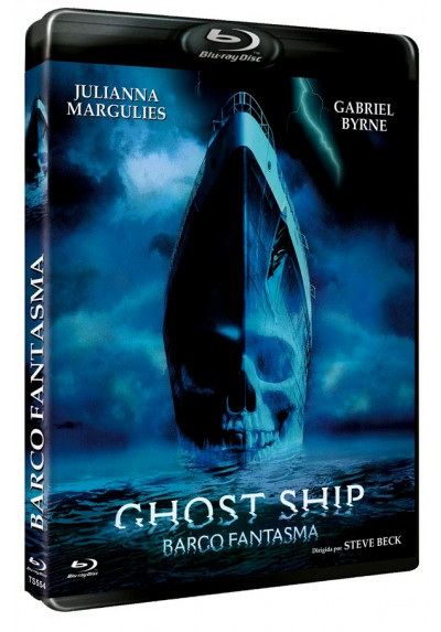 Ghost Ship (Blu-ray) (Barco fantasma)