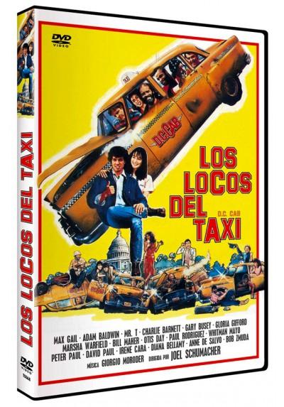 Los locos del taxi (D.C. Cab)