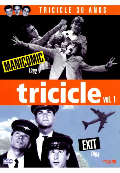 Pack Tricicle - Volumen 1
