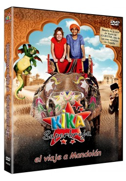 Kika Superbruja: El viaje a Mandolán (Hexe Lilli: Die Reise nach Mandolan)