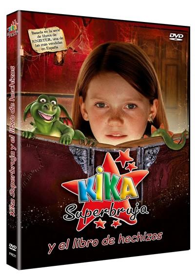 Kika Superbruja y el libro de hechizos (Hexe Lilli, der drache und das magische buch)