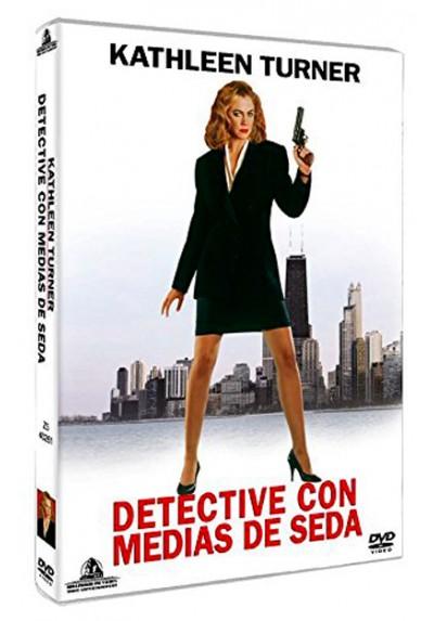 Detective con medias de seda (V.I. Warshawski)