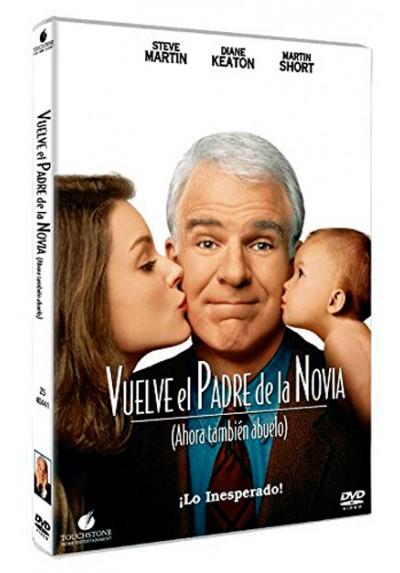 Vuelve el padre de la novia (Ahora también abuelo) (Father of the Bride Part II)