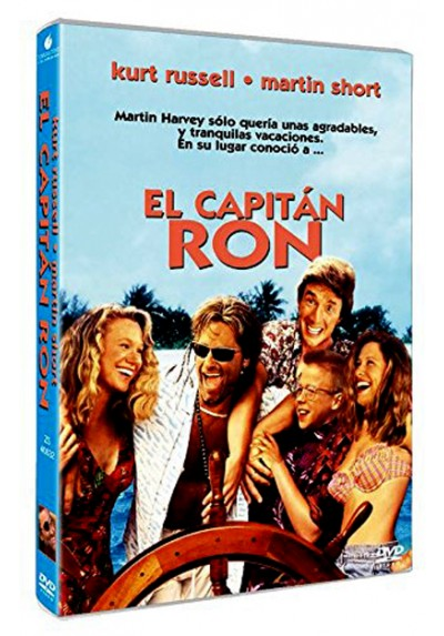 El Capitán Ron (Captain Ron)