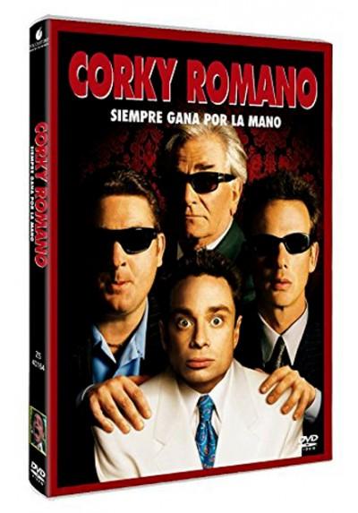 Corky Romano, siempre gana por la mano (Corky Romano)