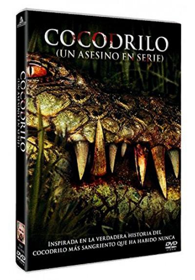 Cocodrilo, un asesino en serie (Primeval)
