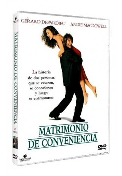 Matrimonio de conveniencia (Green Card