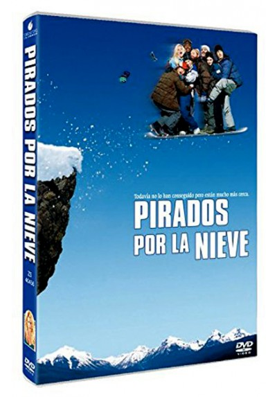 Pirados por la nieve (Out Cold)
